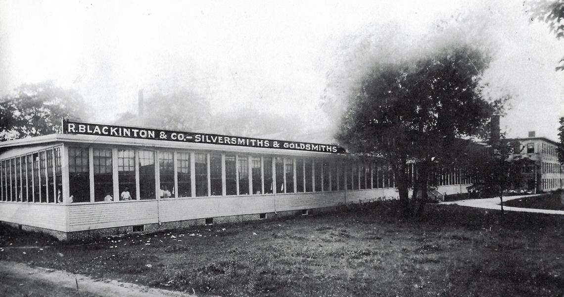 S.R. Blackinton - Heritage