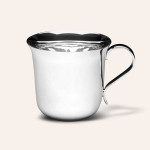 STERLING SILVER CLASSIC FLARE BABY CUP