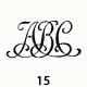 Monogram 15