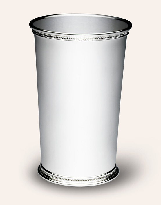 TALL STERLING SILVER MINT JULEP CUP