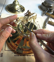 TROPHY RESTORATION & REPLICATION
