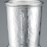 Hand Hammered Sterling Silver Mint Julep Cup